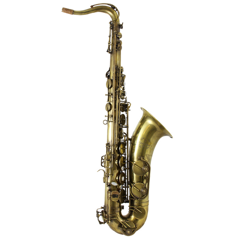 Trevor James Signature Custom Tenor Saxophone (RAW XS)