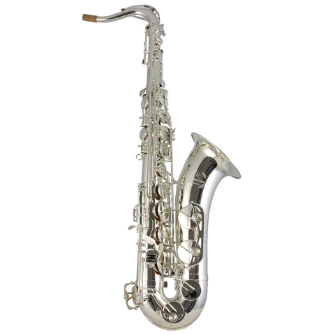 Trevor James Signature Custom Tenor Saxophone (Silver Plated)