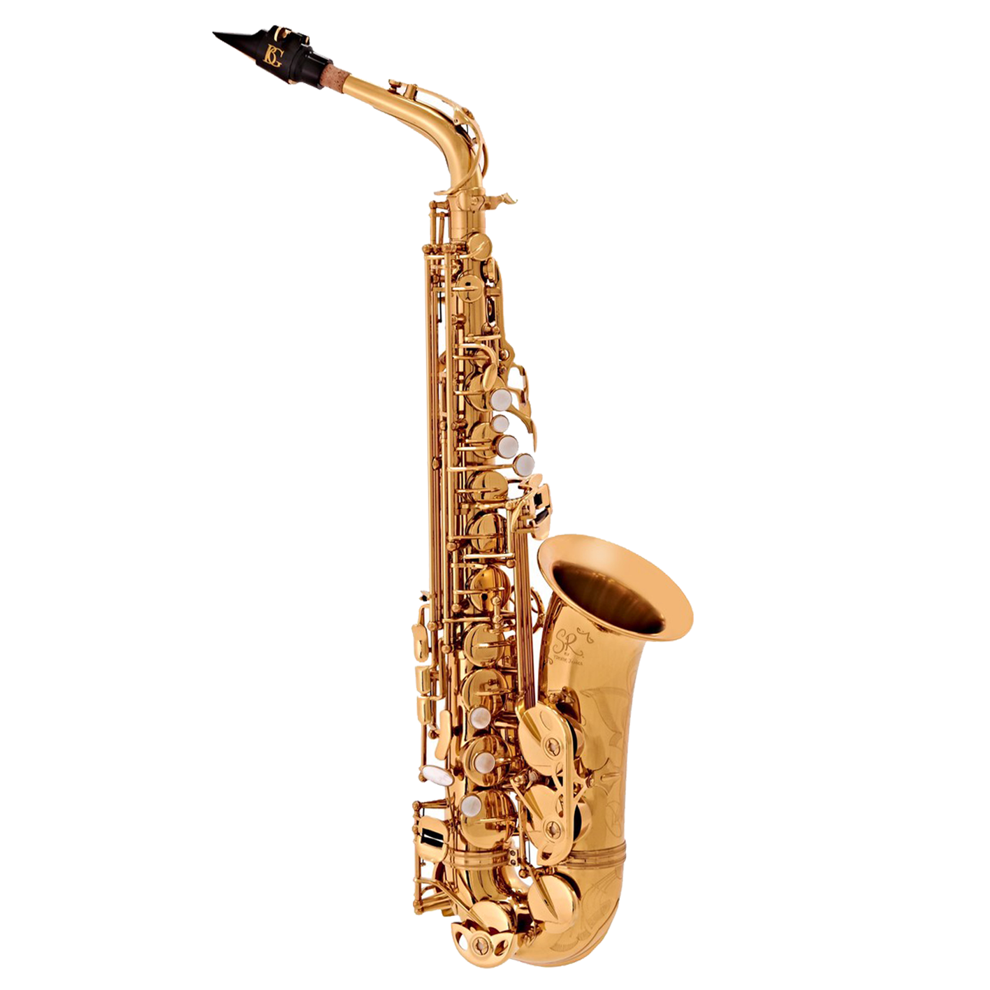 Trevor James SR Alto Saxophone (Rose Brass)