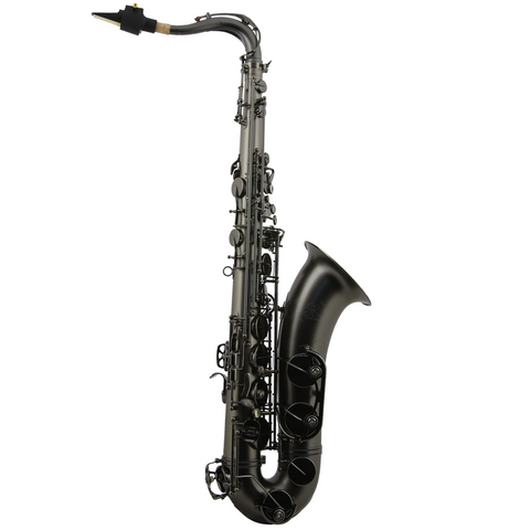 Trevor James SR Tenor Saxophone (Black Frost)