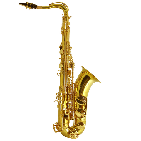 Trevor James SR Tenor Saxophone (Gold Lacquer)
