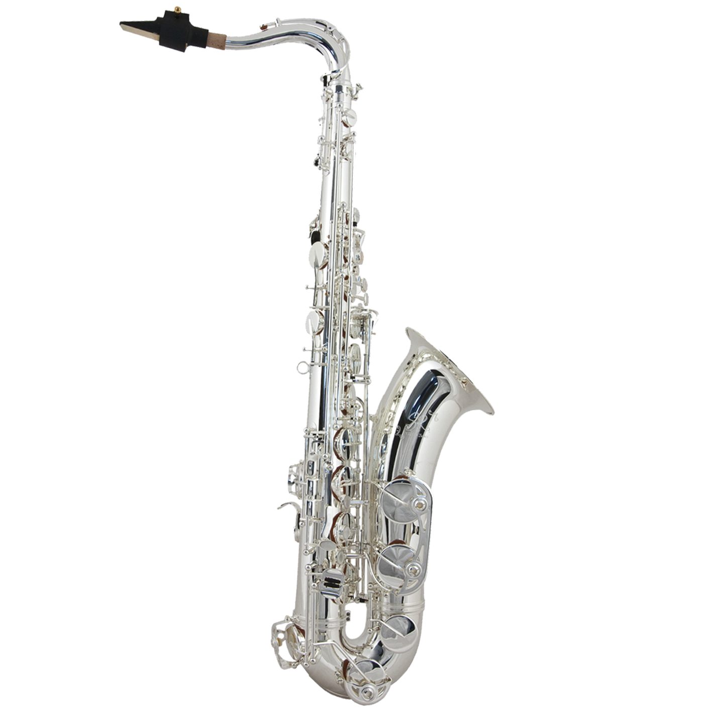 Trevor James SR Tenor Saxophone (Silver Plated)