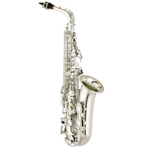 Yamaha YAS-280S Alto Saxophone (Silver Plated)
