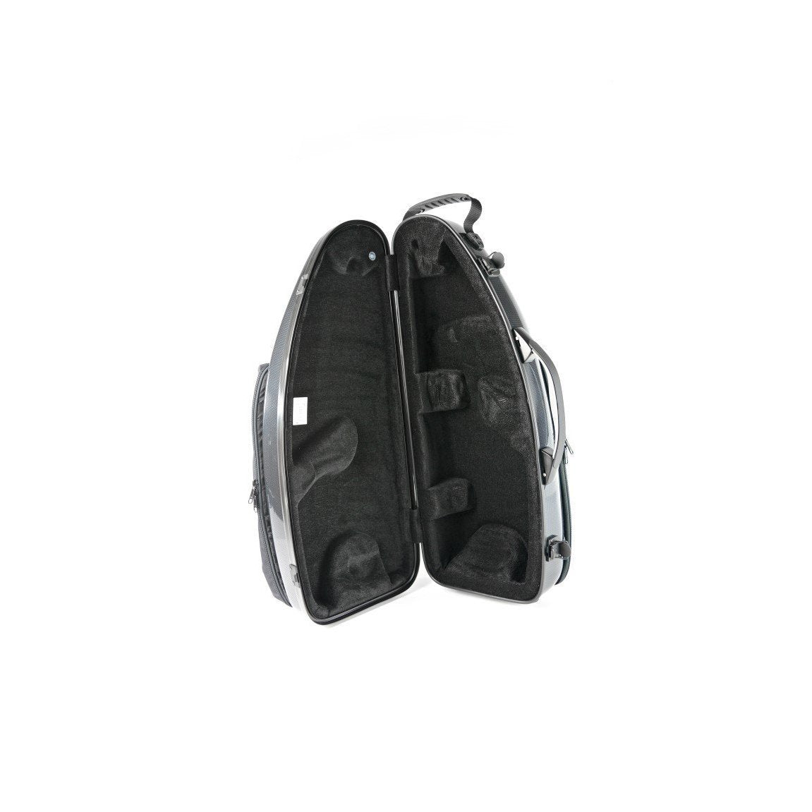 Bam - Hightech Alto Saxophone Cases (with Pocket)-Case-Bam-Music Elements