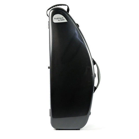 Bam - Hightech Tenor Saxophone Cases without Pocket-Case-Bam-Black Carbon-Music Elements