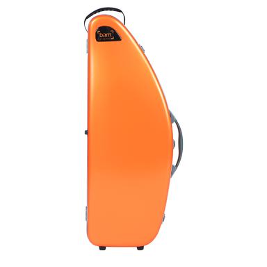 Bam - La Defense Hightech Tenor Saxophone Cases without Pocket-Case-Bam-Orange-Music Elements