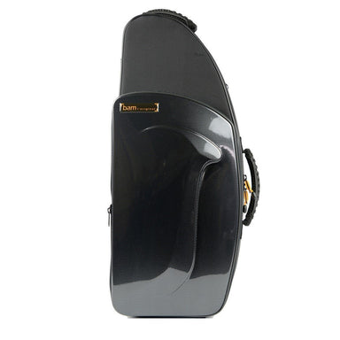 Bam - New Trekking Alto Saxophone Cases-Case-Bam-Black Carbon-Music Elements