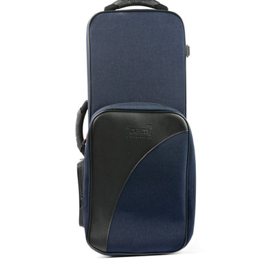 Bam - Trekking Alto Saxophone Cases-Case-Bam-Navy Blue-Music Elements