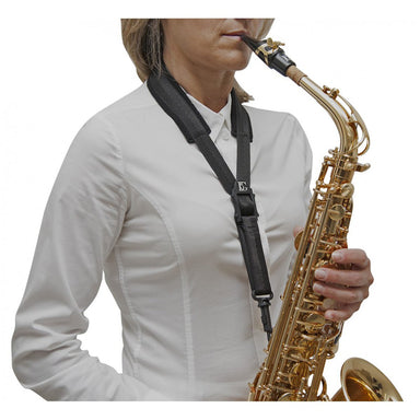 BG France - Comfort Strap for Saxophone (Alto/Tenor)-Accessories-BG France-Music Elements