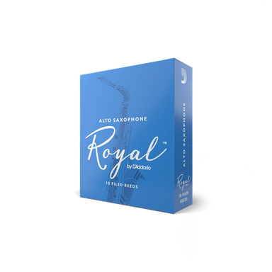 D'Addario - Royal by D'Addario - Alto Saxophone Reeds-Reed-D'Addario-Music Elements