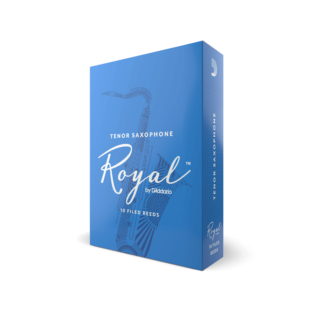 D'Addario - Royal by D'Addario - Tenor Saxophone Reeds-Reed-D'Addario-Music Elements