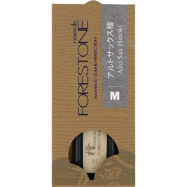Forestone - Hinoki Saxophone Reeds-Reed-Forestone-Music Elements