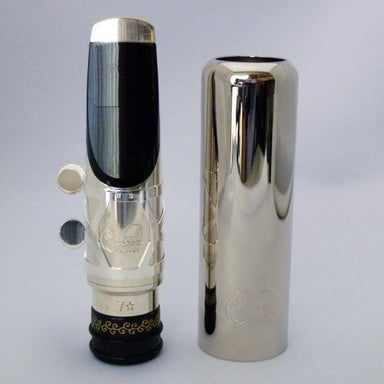 Ishimori WoodStone - Metal/AM-1SP Mouthpieces for Alto Saxophone-Saxophone-Ishimori WoodStone-Music Elements