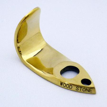 Ishimori WoodStone - Type I Thumb Hooks for Saxophones (Selmer/Yanagisawa)-Accessories-Ishimori WoodStone-Music Elements