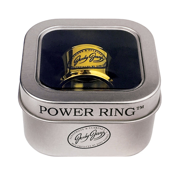 JodyJazz - POWER RING Alto Saxophone Ligatures-Saxophone-JodyJazz-Music Elements