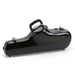 JW Eastman - Shaped Alto Saxophone Cases-Case-JW Eastman-Black-Music Elements