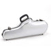 JW Eastman - Shaped Alto Saxophone Cases-Case-JW Eastman-Silver-Music Elements