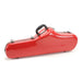 JW Eastman - Shaped Tenor Saxophone Cases-Case-JW Eastman-Red-Music Elements