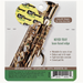 Key Leaves - Spit Sponge Saxophone Size Pad Dryer-Accessories-Key Leaves-Music Elements