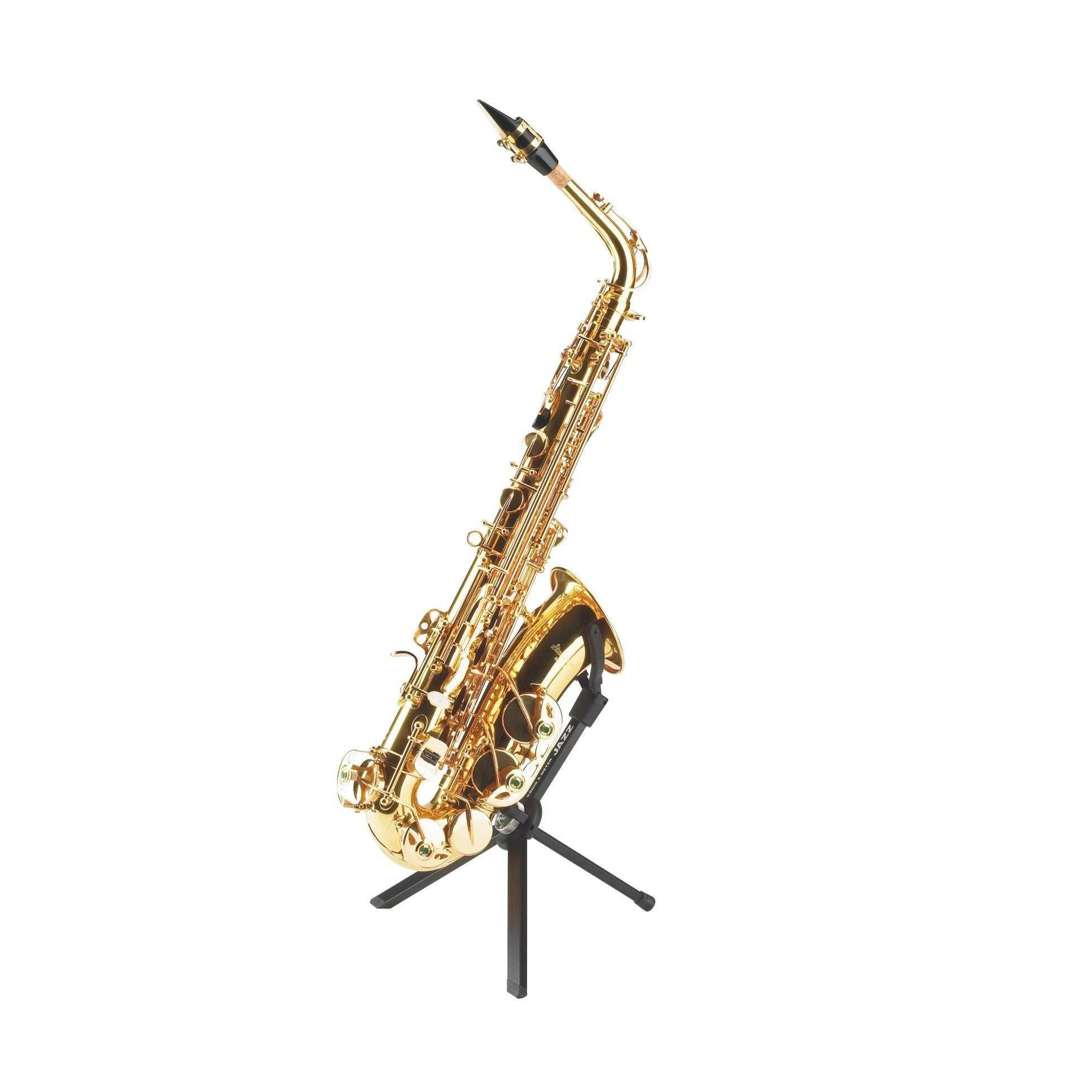 König & Meyer - 14330 <Jazz> Alto Saxophone Stand-Instrument Stand-König & Meyer-Music Elements