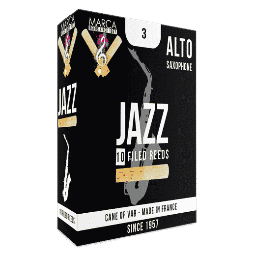 Marca - Jazz Filed Alto Saxophone Reeds-Reed-Marca-Music Elements
