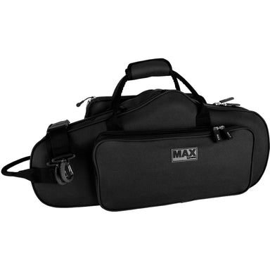Protec - Alto Saxophone MAX Case (Contoured)-Accessories-Protec-Black-Music Elements