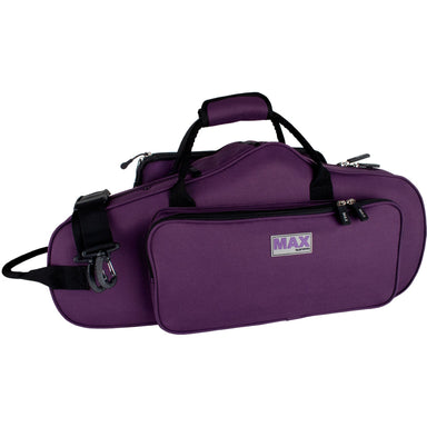 Protec - Alto Saxophone MAX Case (Contoured)-Accessories-Protec-Purple-Music Elements