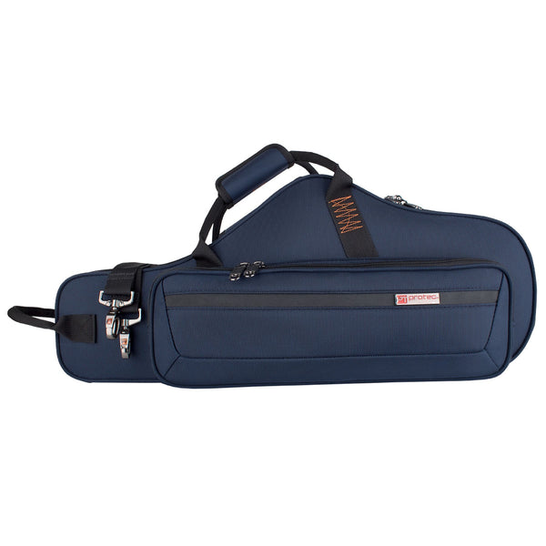 Protec - Alto Saxophone PRO PAC Case (Contoured)-Accessories-Protec-Blue-Music Elements