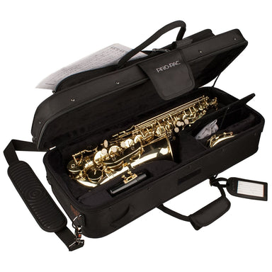 Protec - Alto Saxophone PRO PAC Case (Rectangular)-Accessories-Protec-Music Elements