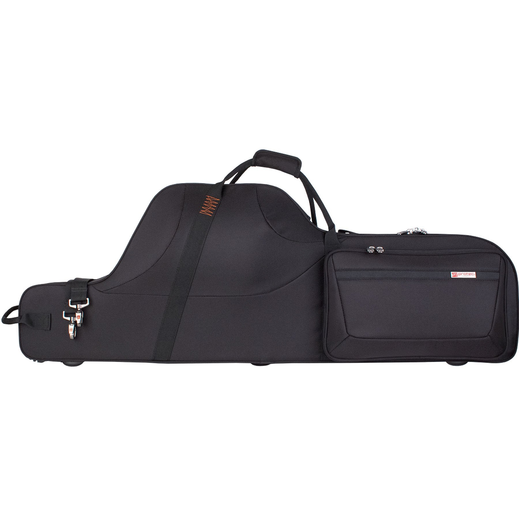 Protec - Baritone Low A & Bb Saxophone PRO PAC Case (Contoured)-Accessories-Protec-Music Elements