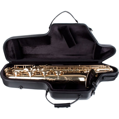 Protec - Baritone Low A & Bb Saxophone ZIP Case (Contoured)-Accessories-Protec-Music Elements