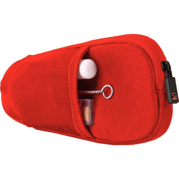 Protec - Single Neoprene Mouthpiece Pouch (for Baritone Saxophone)-Accessories-Protec-Music Elements
