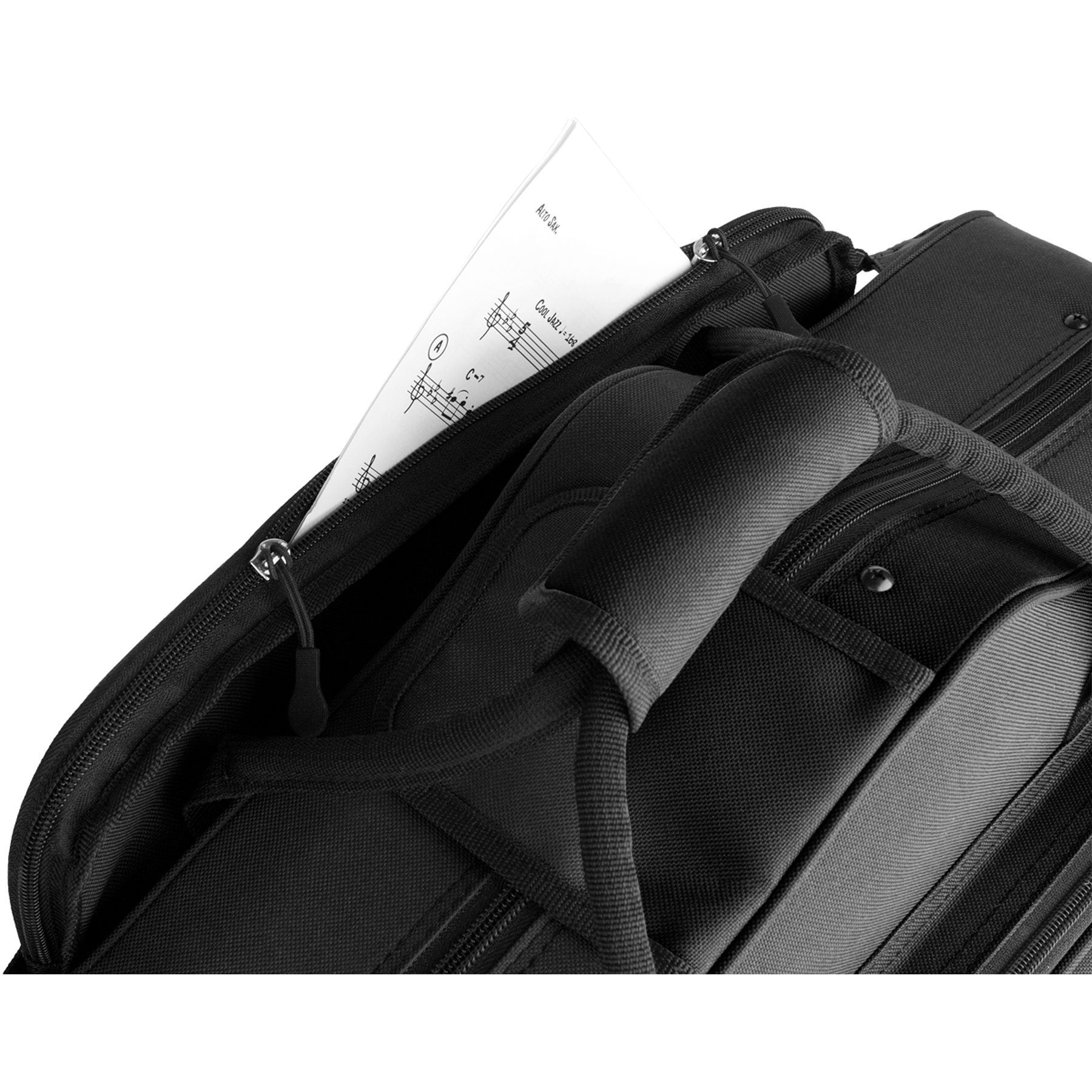 Protec - Tenor Saxophone Max Case (Contoured)-Accessories-Protec-Music Elements