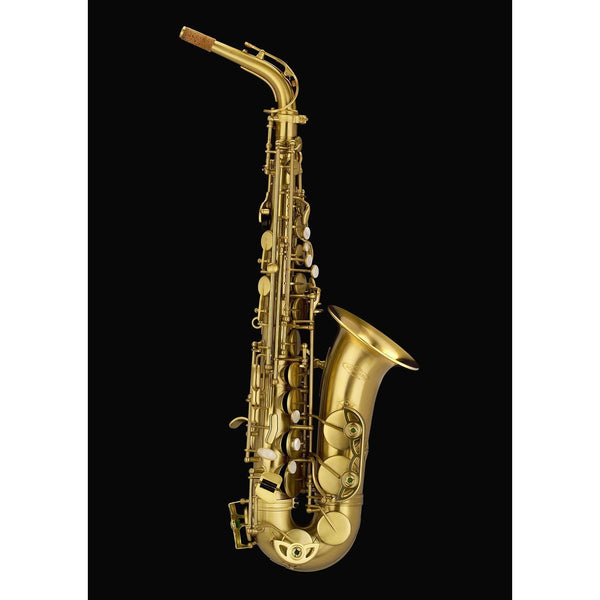 Schagerl - Academica Series - A-900 Alto Saxophones-Saxophone-Schagerl-Brush Finish-Music Elements