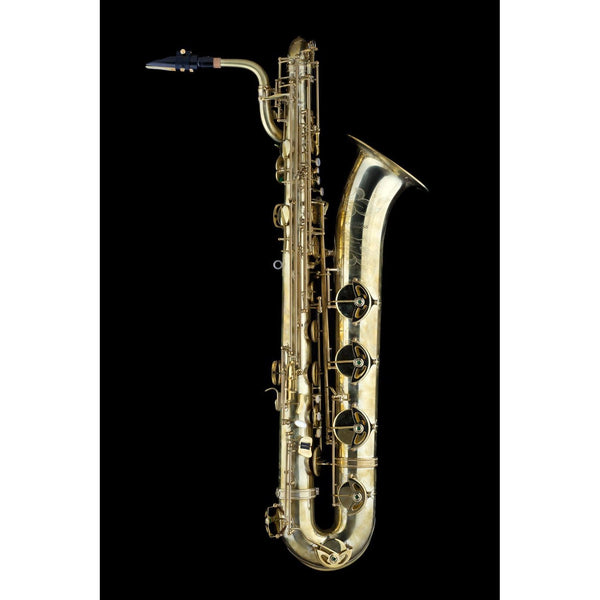 Schagerl - Model 66 Baritone Saxophones-Saxophone-Schagerl-Non-Lacquered-Music Elements