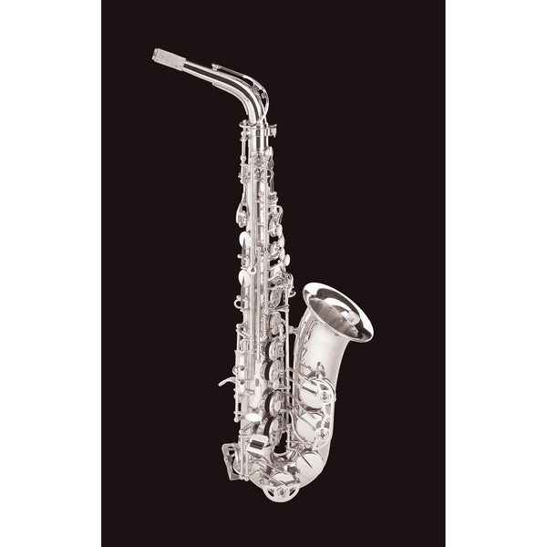 Schagerl - Superior Series - A-1 Alto Saxophones-Saxophone-Schagerl-Silver Plated-Music Elements