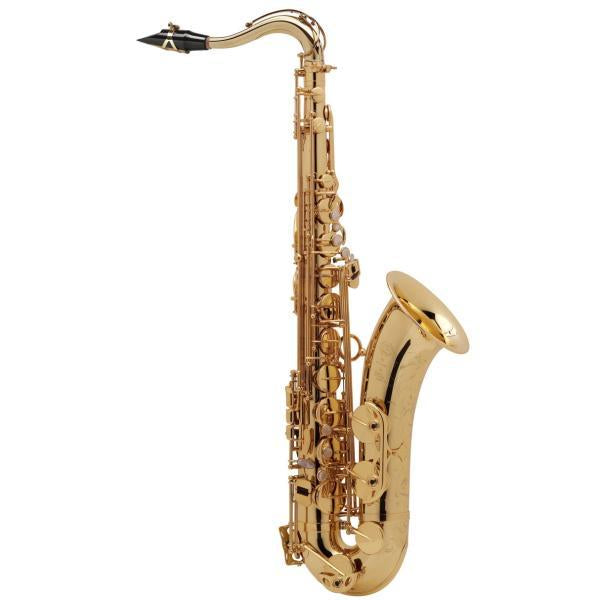 Selmer Paris - Super Action 80 Series II Jubilee Tenor Saxophone (Gold Lacquer)-Saxophone-Selmer Paris-Music Elements