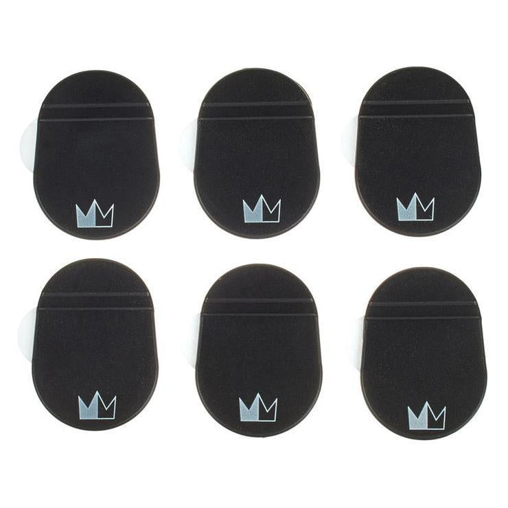 Silverstein - Omnipatch Mouthpiece Patches-Accessories-Silverstein-Black-Music Elements