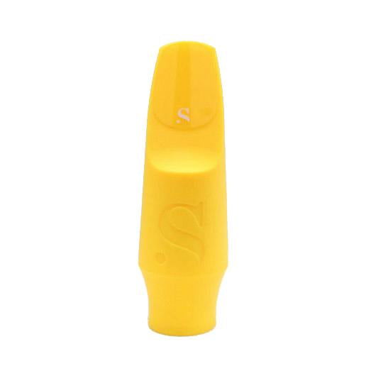 Syos - Lorenzo Ferrero Signature Alto Saxophone Mouthpieces-Mouthpiece-Syos-Gold Yellow-5 (1.65 mm)-Music Elements