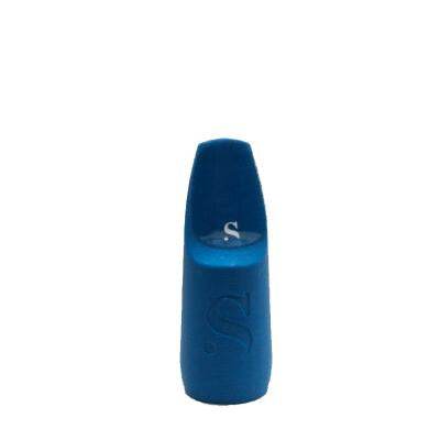 Syos - Scott Paddock Signature Soprano Saxophone Mouthpieces-Mouthpiece-Syos-Abyssal Blue-5* (1.40 mm)-Music Elements