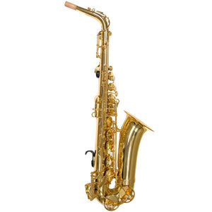Trevor James - Alphasaxes-Saxophone-Trevor James-Gold Lacquer-Music Elements