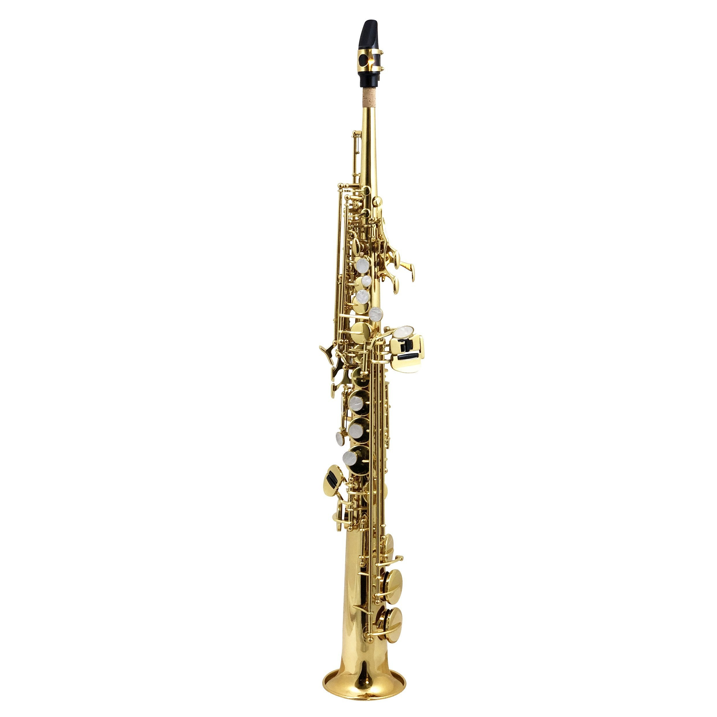 Trevor James - EVO Soprano Saxophone-Saxophone-Trevor James-Music Elements