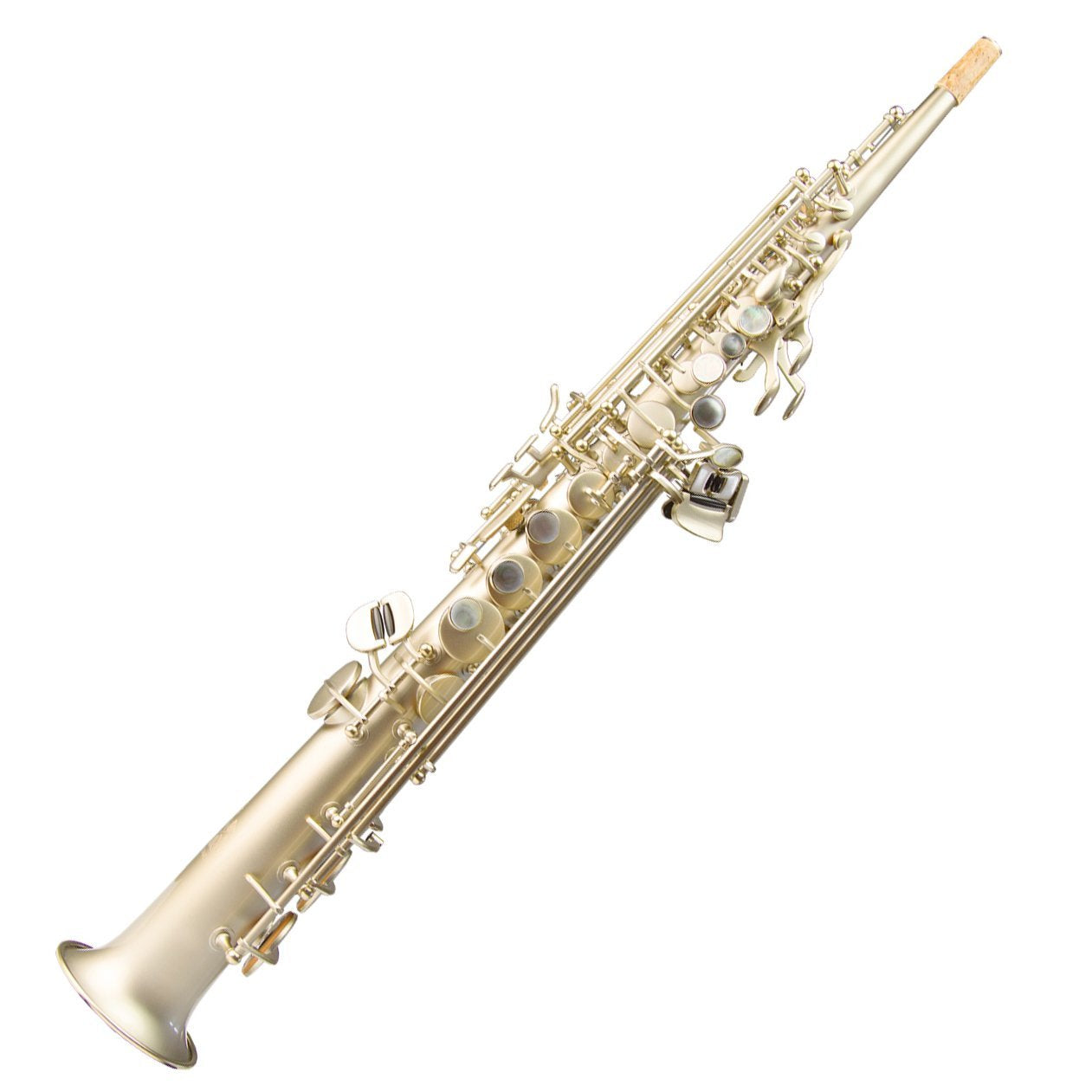 Trevor James - Horn '88 Soprano Saxophone-Saxophone-Trevor James-Music Elements