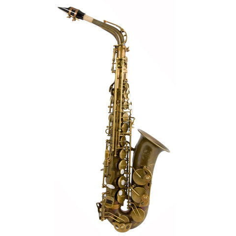 Trevor James - Signature Custom Alto Saxophones-Saxophone-Trevor James-RAW-Music Elements
