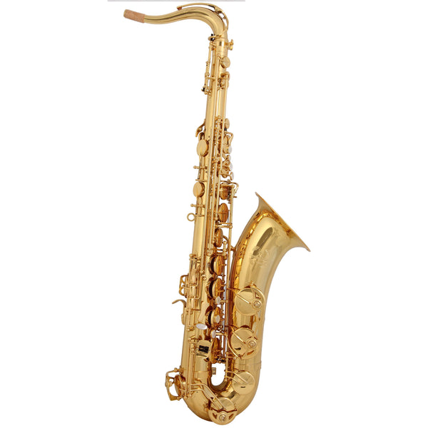 Trevor James - Signature Custom Tenor Saxophones-Saxophone-Trevor James-Gold Lacquer-Music Elements
