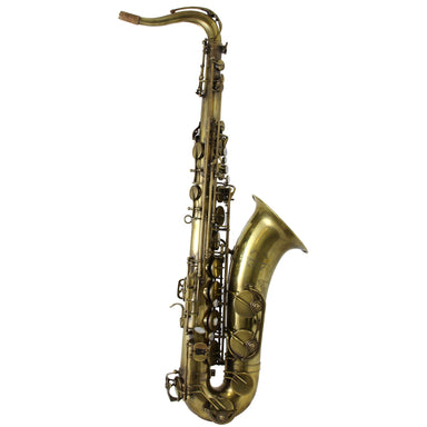 Trevor James - Signature Custom Tenor Saxophones-Saxophone-Trevor James-RAW XS-Music Elements