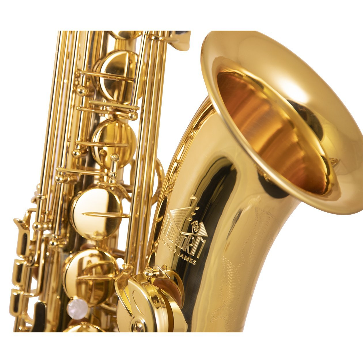 "Trevor James - ""The Horn"" Tenor Saxophone-Saxophone-Trevor James-Music Elements"
