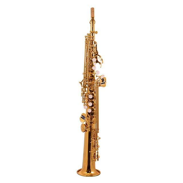"Trevor James - ""The Horn"" Two-Piece Soprano Saxophone-Saxophone-Trevor James-Music Elements"