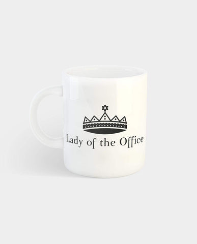 Lady of the Office Kupa Bardak-Happy Hours Office