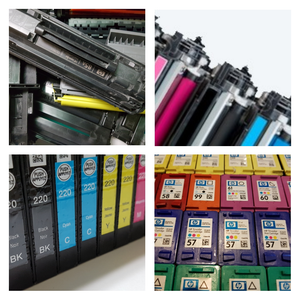 Afetermarket, clone, recycle, remanufactured, refill, compatible, ink inkjet toner ribbon Vancouver